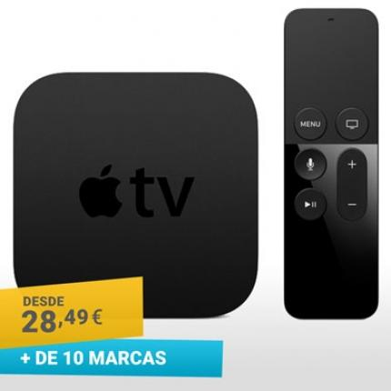 Apple TV, Chromecast e Android TV