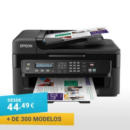 Impressoras e Multifunções