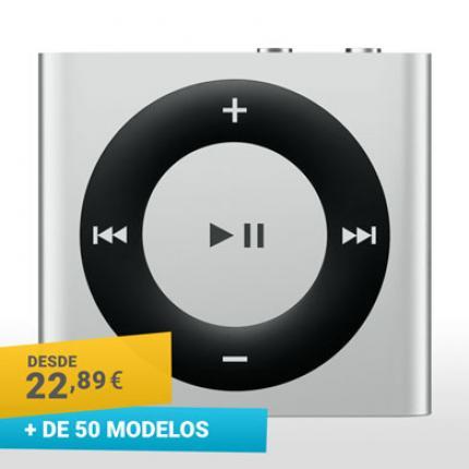 iPods e Leitores Multimédia